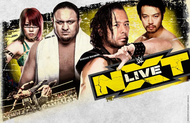 WWE NXT Live Japan