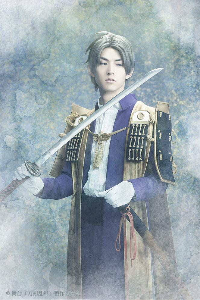 へし切長谷部:和田雅成 (C) 舞台『刀剣乱舞』製作委員会