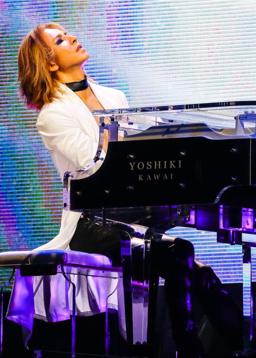 YOSHIKI(X JAPAN)