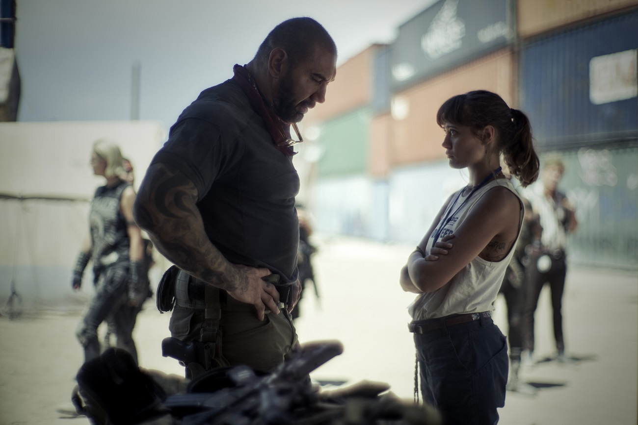 Netflix映画『アーミー・オブ・ザ・デッド』2021 年独占配信予定