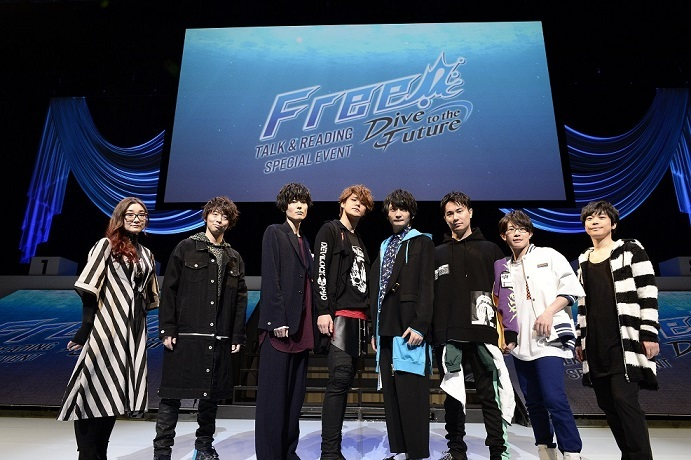 『Free!-Dive to the Future-』イベント写真