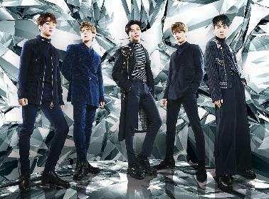 SHINee ニューアルバム『FIVE』のビジュアルを公開