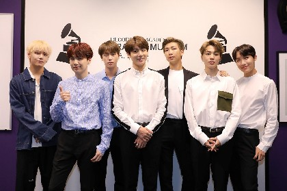 BTS (防弾少年団) 『第61回グラミー賞授賞式』にプレゼンターとして参加