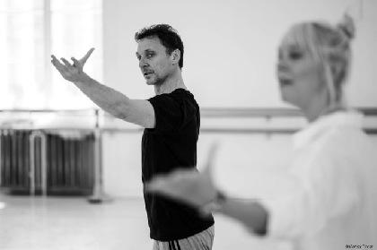 マニュエル・ルグリの世界初演ソロ作品「Moment」完成 『ルグリ・ガラ』にてお披露目