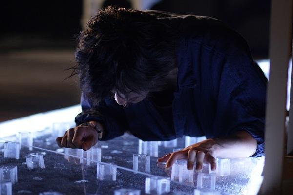 臼杵遥志過去作品「東京」 撮影:飯田奈海