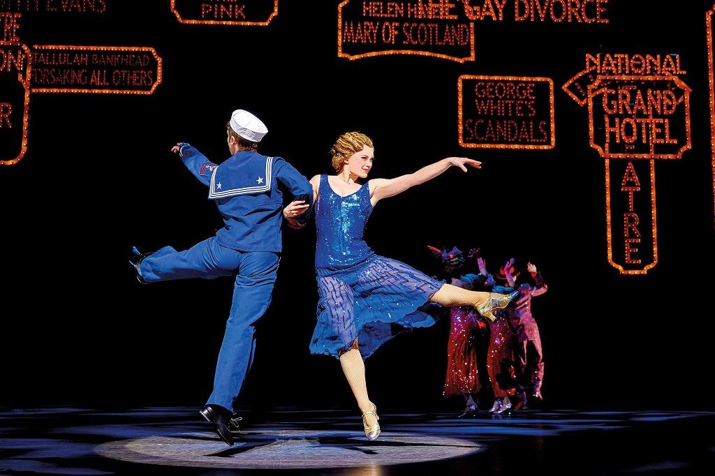ミュージカル『42nd ストリート』 (C)BroadwayHD/松竹 (c)Brinkhoff/Mogenburg