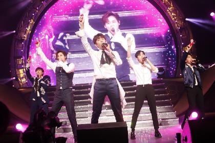 B1A4、ユニバーサルミュージック移籍後初の映像商品を12月にリリース