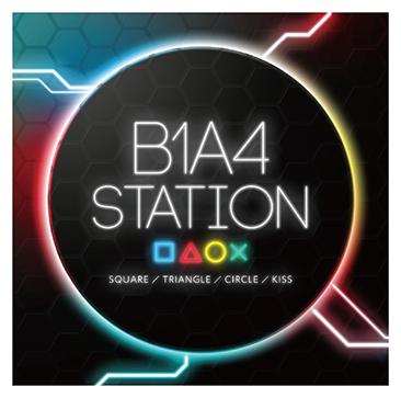 B1A4 station BOX