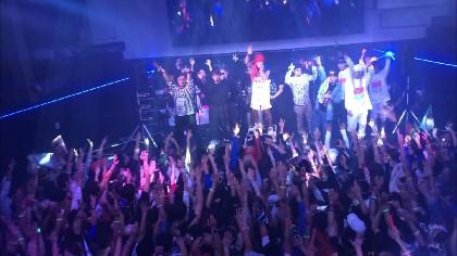 湘南乃風HAN-KUNソロ10周年記念ワンマンライブにメンバー&MOOMINら仲間が集結 「全員出てこいやー!」