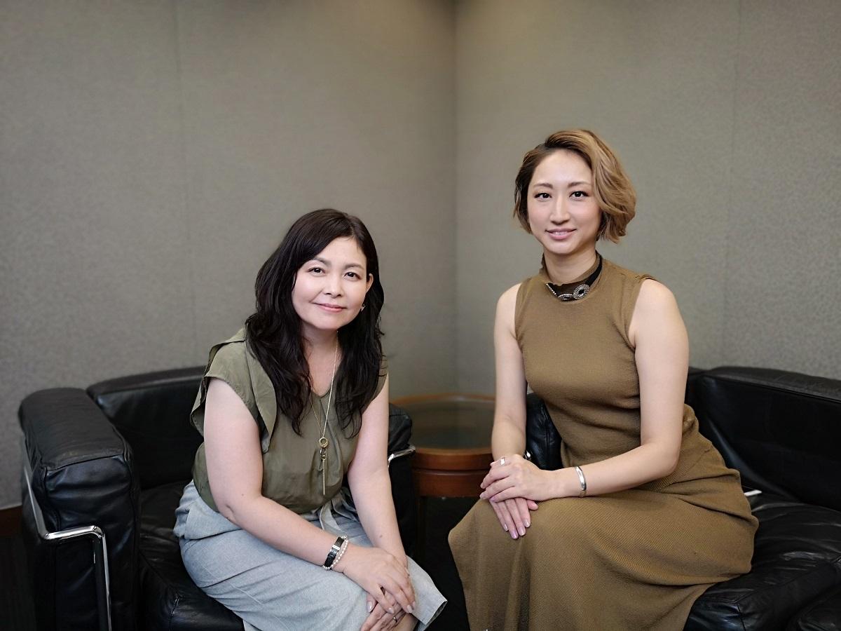 Ms.OOJA、井上麻矢