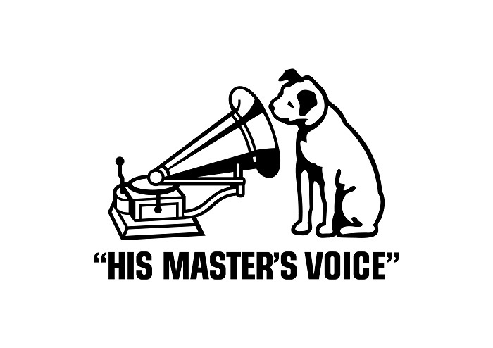 ビクター犬「ニッパー」