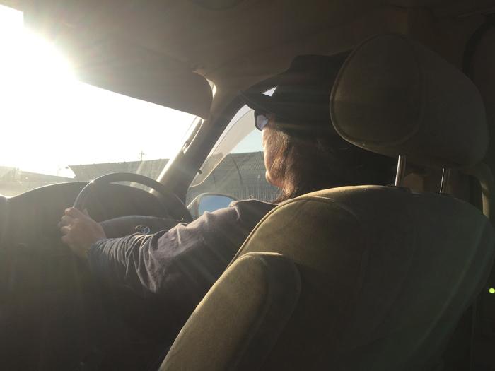 後藤マスヒロ、ドライバーに就任