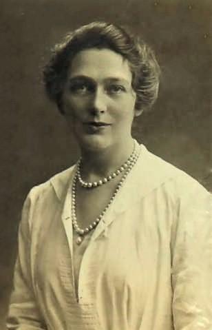 ポーターの妻リンダ・リー・トーマス(1883~1954年)