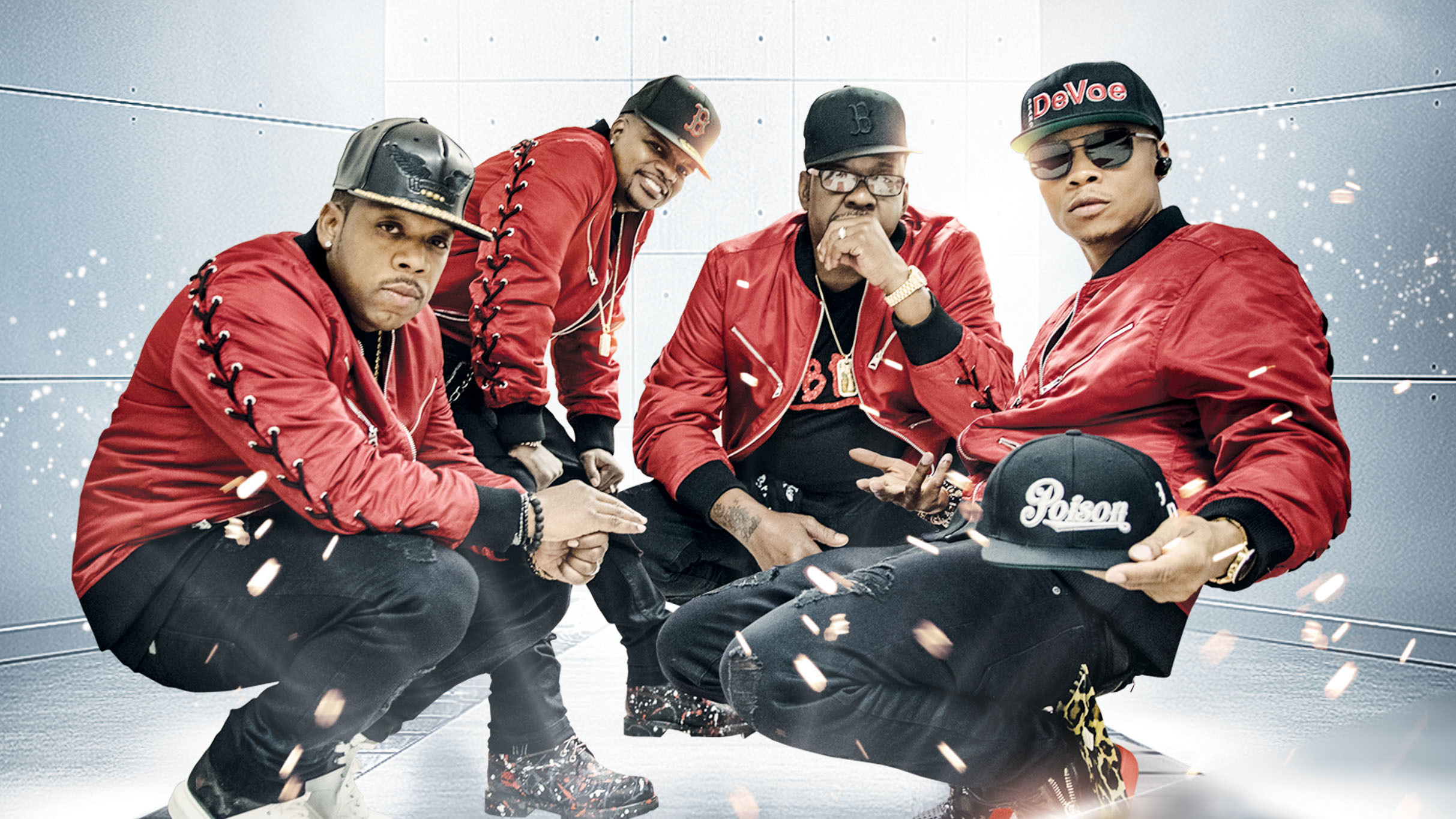 RBRM – RONNIE, BOBBY, RICKY & MIKE(BOBBY BROWN + BELL BIV DEVOE)
