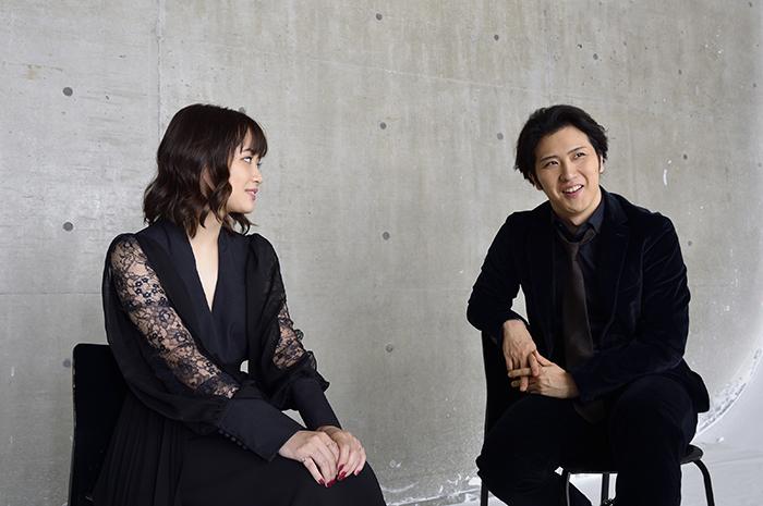 (左から)大原櫻子、尾上松也