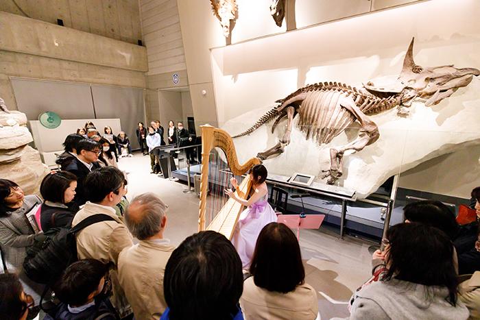 〈ナイトミュージアム〉コンサート 写真提供:東京・春・音楽祭実行委員会/撮影:増田雄介