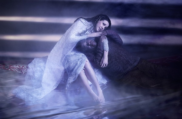 《遥かなる愛》 (C)Ken Howard/Metropolitan Opera