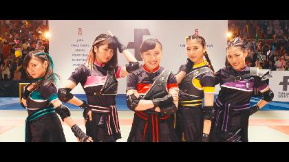 ももいろクローバーZ、シングル「BLAST!」のMVに織田信成ほかアスリートが多数出演