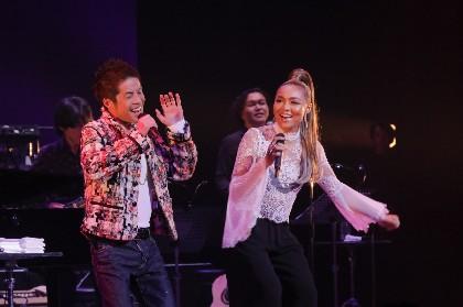 久保田利伸、クリスタル・ケイ、chay、森大輔、TRICERATOPS和田唱の競演に観客が総立ち 『Denka presents J-WAVE LIVE AUTUMN』レポート