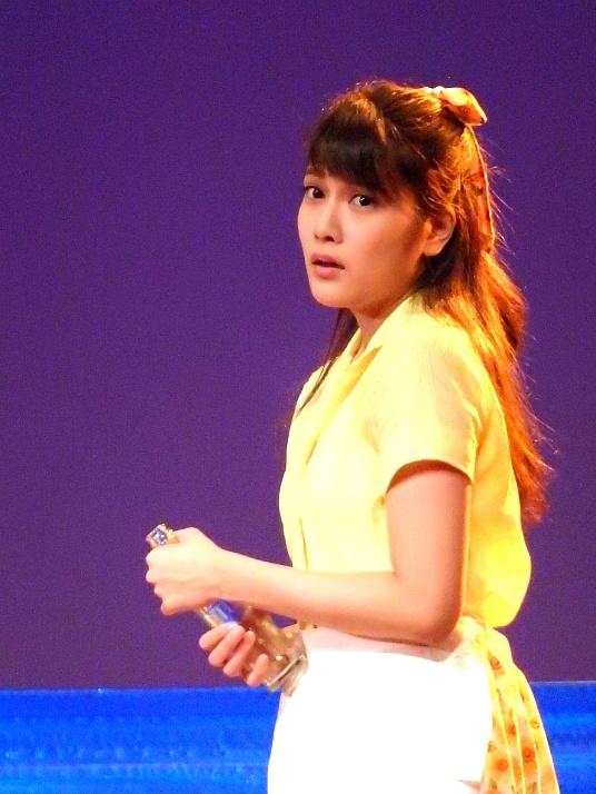 タクフェス第4弾『歌姫』でヒロインを務めるAKB48入山杏奈(撮影/石橋法子)