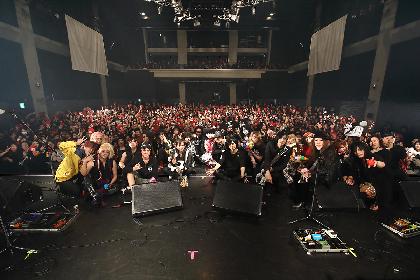 20回目のhideバースデーイベント『hide Birthday Party 2019』1,500人のファンが祝福
