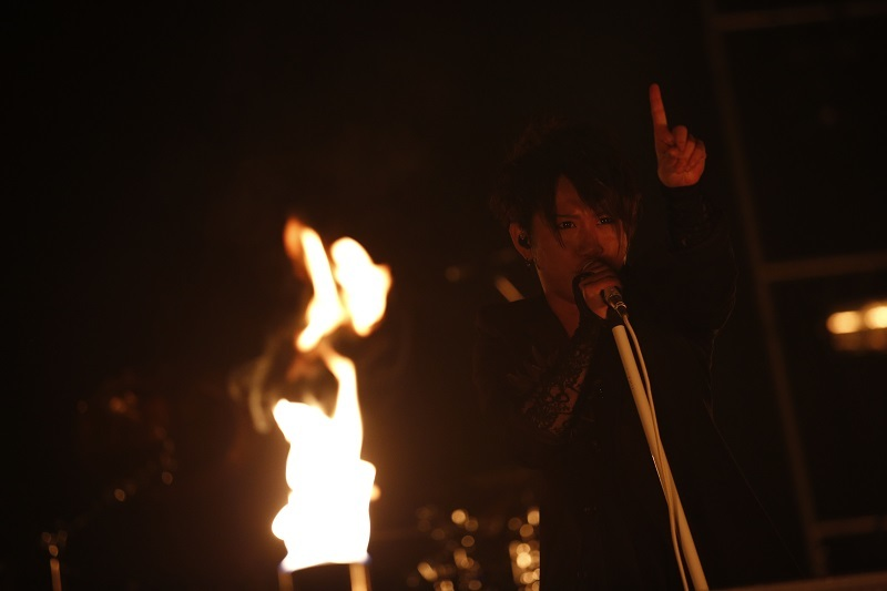 NIGHTMARE/YOMI(Vo) 撮影=宮脇 進