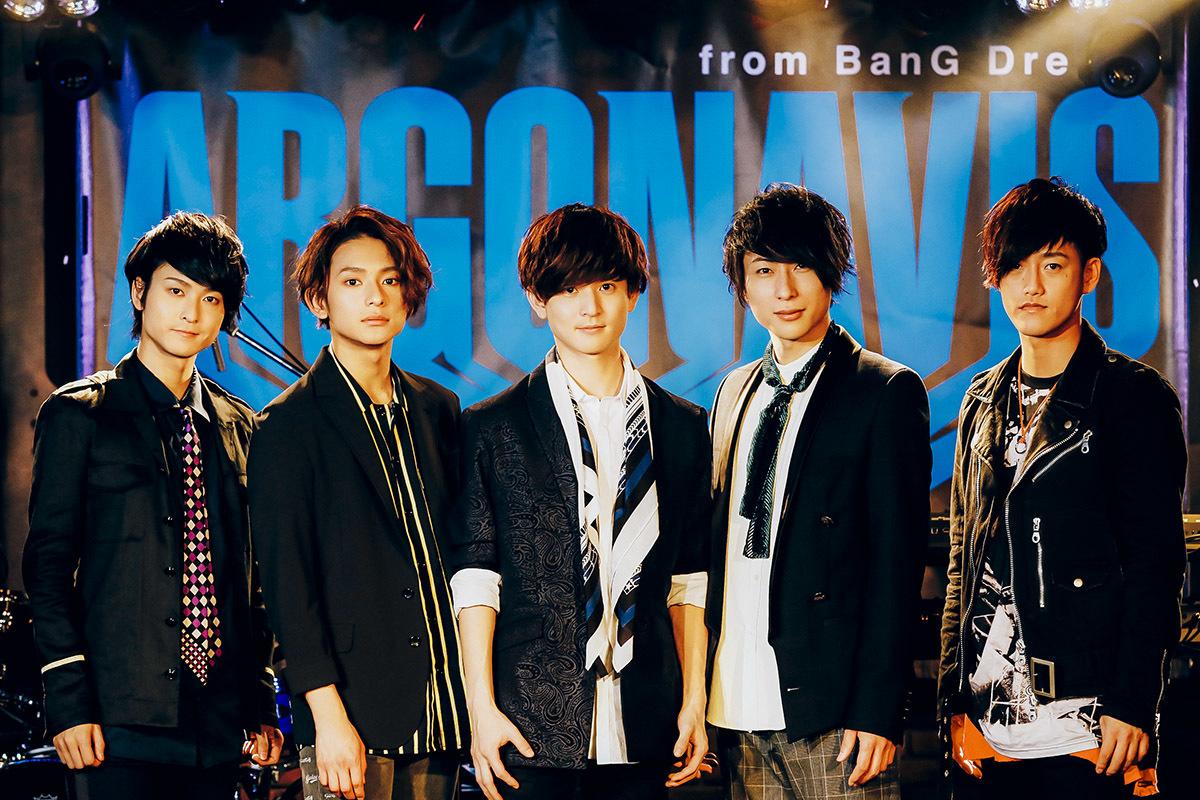『ARGONAVIS from BanG Dream!』のバンドArgonavis