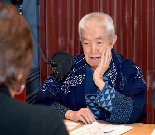 永六輔が肺炎のため逝去、明日「徹子の部屋」で追悼番組