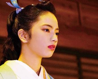 小松菜奈が着物姿で華麗な立ち回りを披露 映画『サムライマラソン』アクションシーンを公開