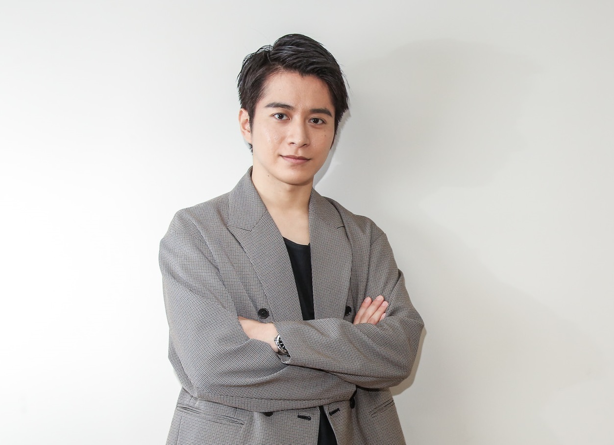 村井良大 撮影=田浦ボン