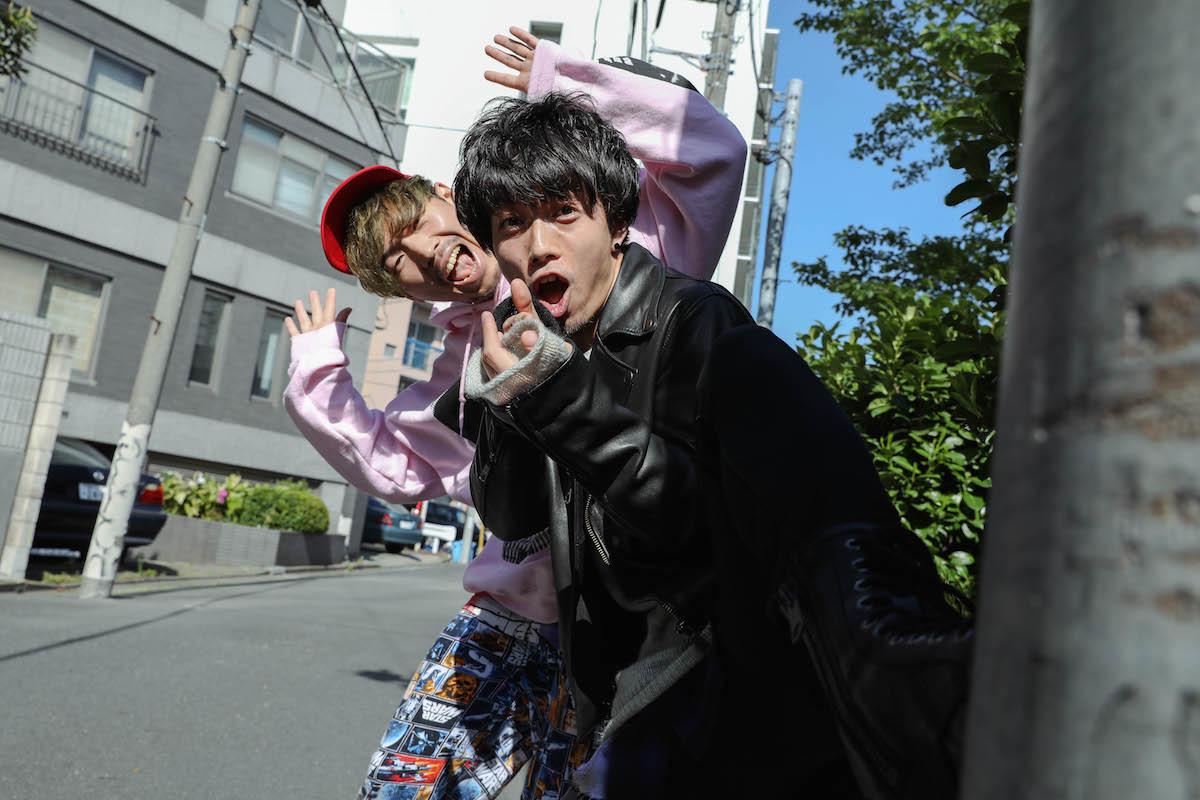 Rhythmic Toy World・内田直孝 / 磯村貴宏 撮影=風間大洋