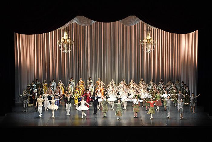 「NHKバレエの饗宴2018」より©瀬戸秀美