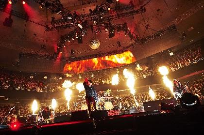 LUNA SEA 結成30周年の幕開け、3本のライブに見た人間味溢れるバンドのStory
