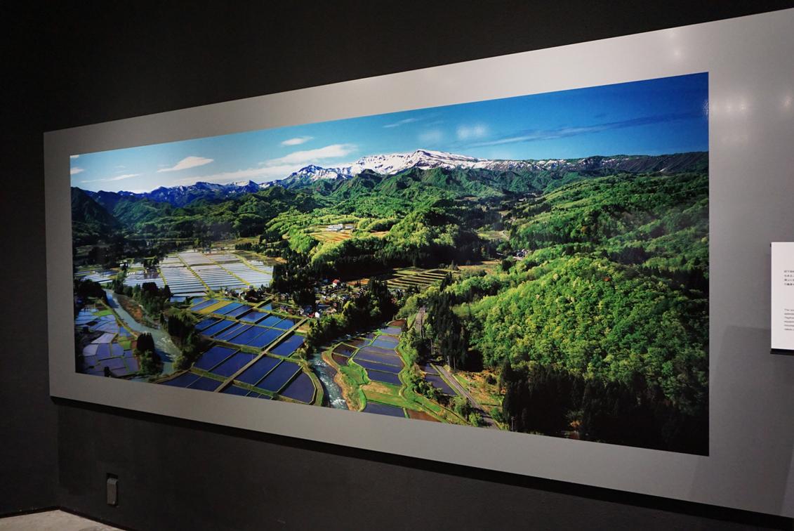天野尚「山紫水明の里」2011年5月中旬 新潟県 三条市