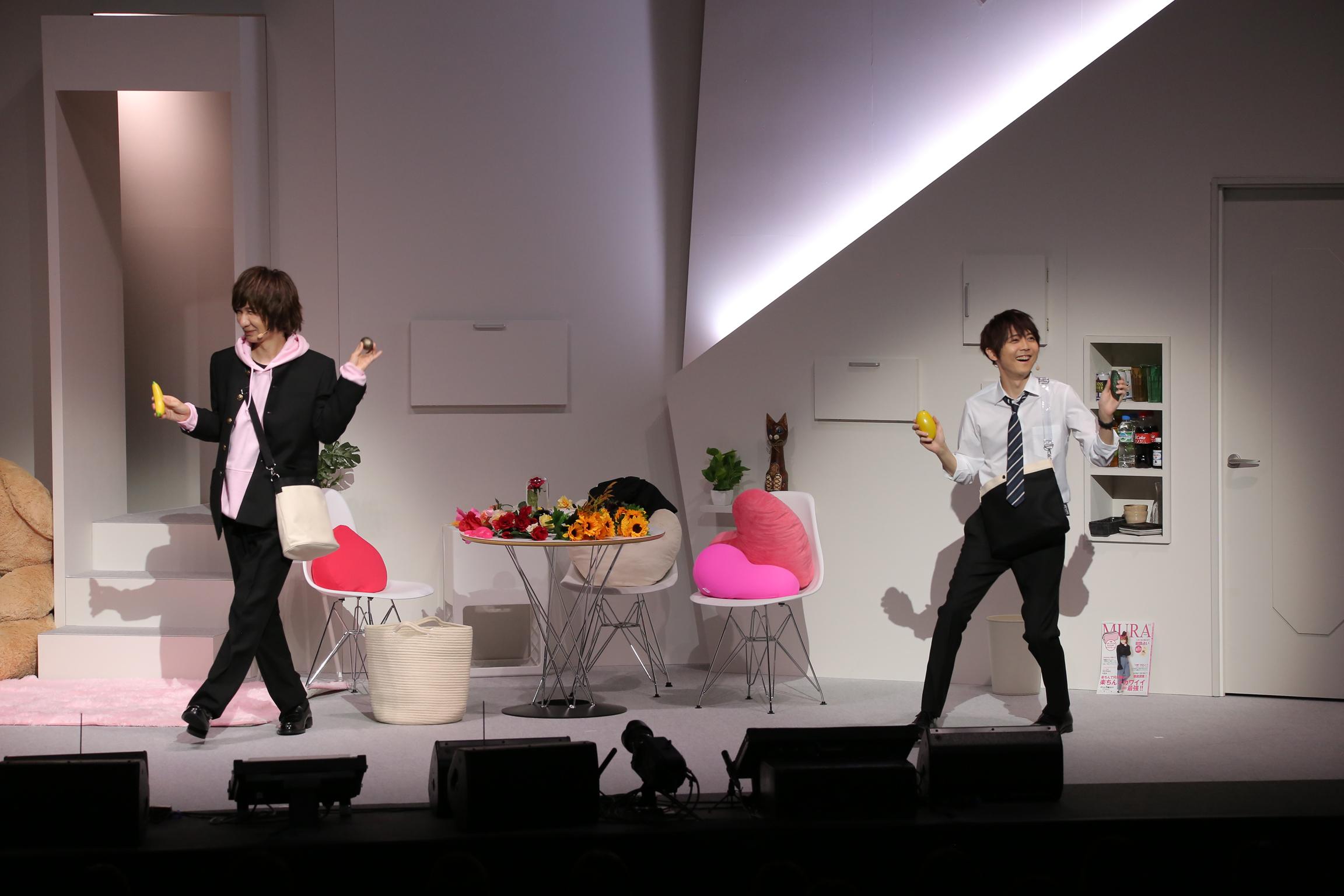 [2019.9.7昼公演]梶裕貴×前野智昭 (C) AD-LIVE Project