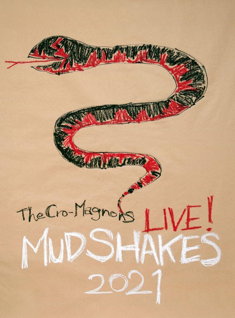 『ザ・クロマニヨンズ ライブ!MUD SHAKES 2021』