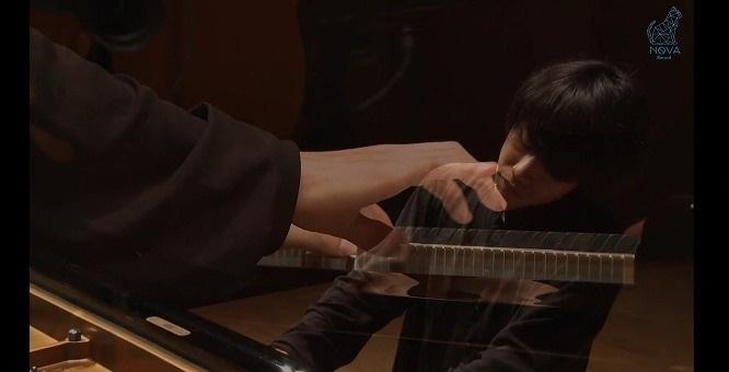 Hand in hand vol.2『反田恭平×務川慧悟 2台ピアノの世界』(Streaming+より提供)