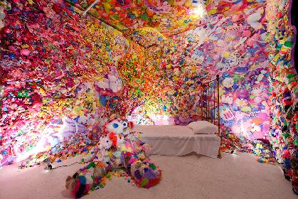 増田セバスチャンがモネの世界を表現 日本初のインスタレーション展覧会がポーラ ミュージアム アネックスで開催