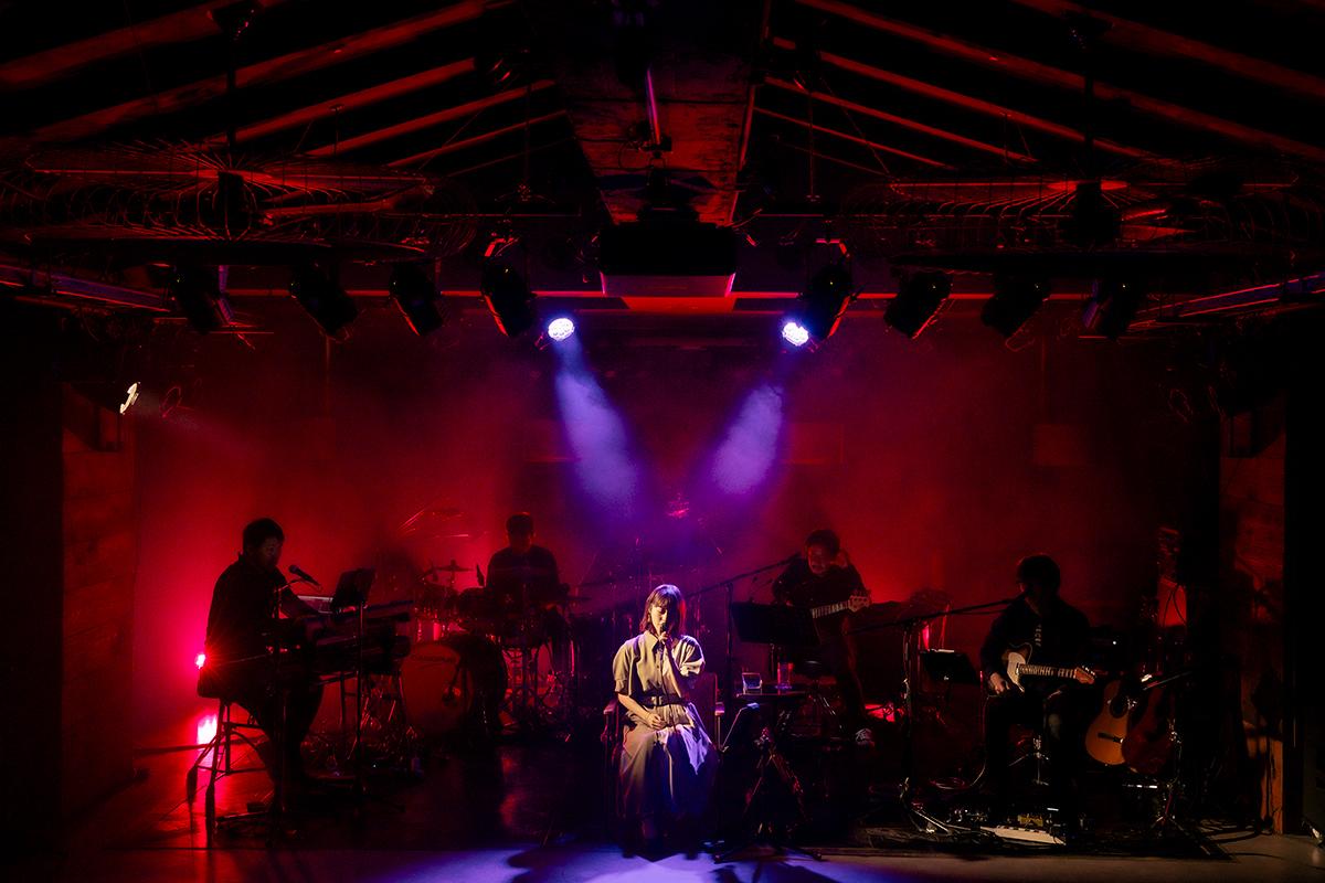 Tomori Kusunoki Story Live『LOOM-ROOM #725 -ignore-』ライブカット