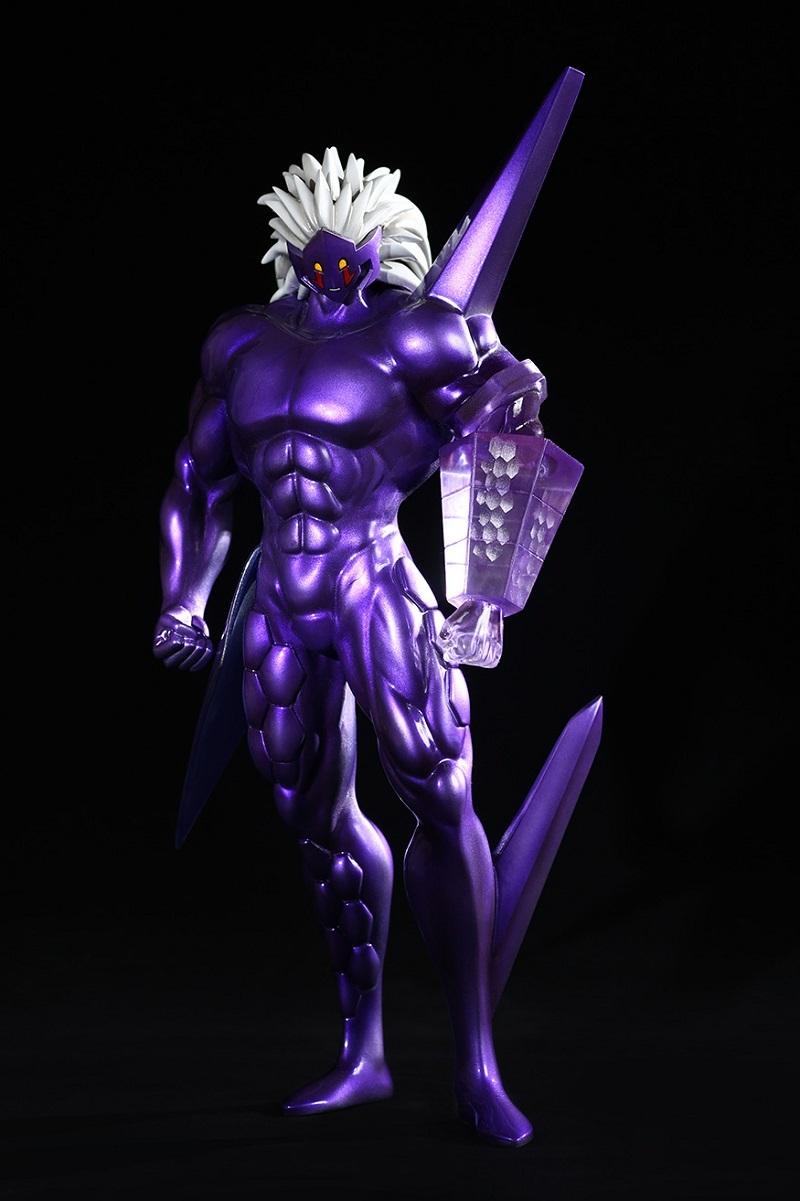 ミラージュマン ダイヤモンドパワーver. (C)ゆでたまご・東映アニメーション