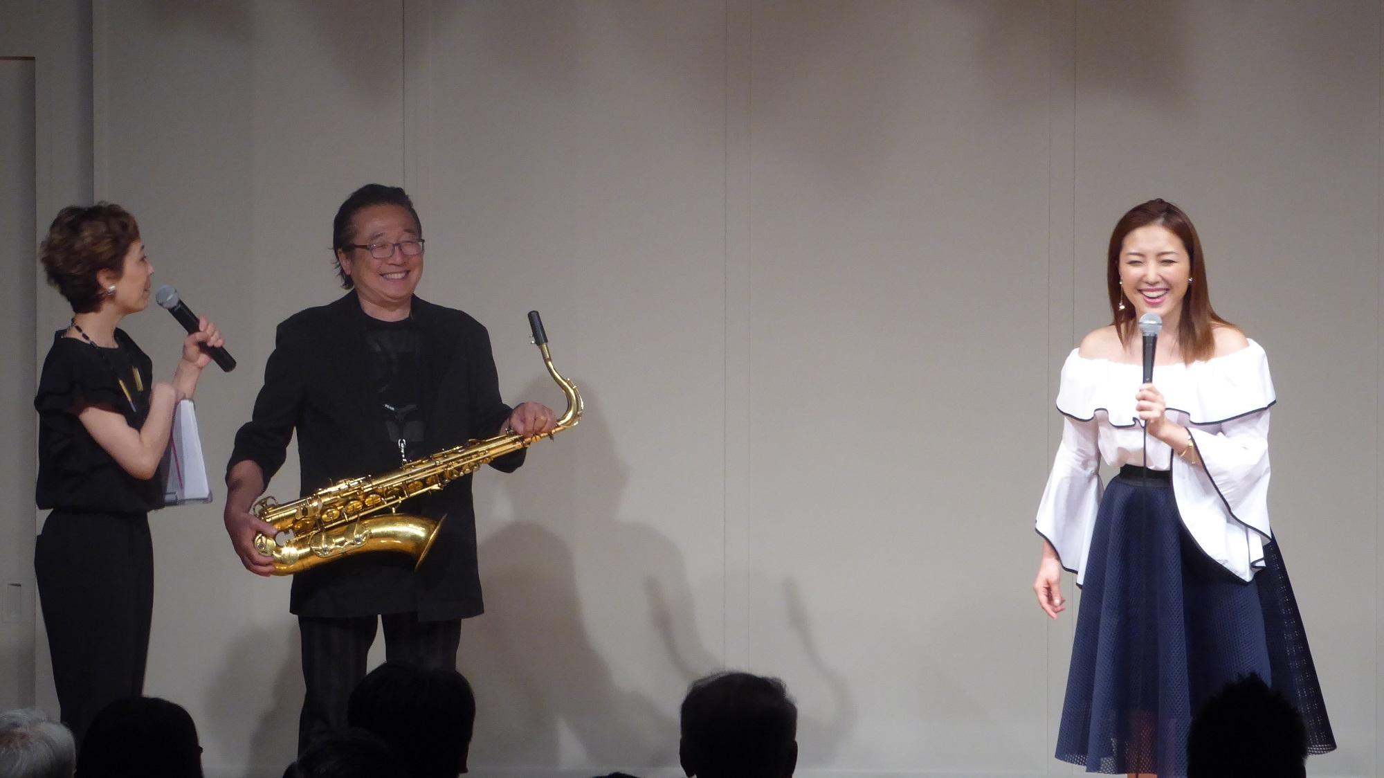 父・平原まこと氏、平原綾香