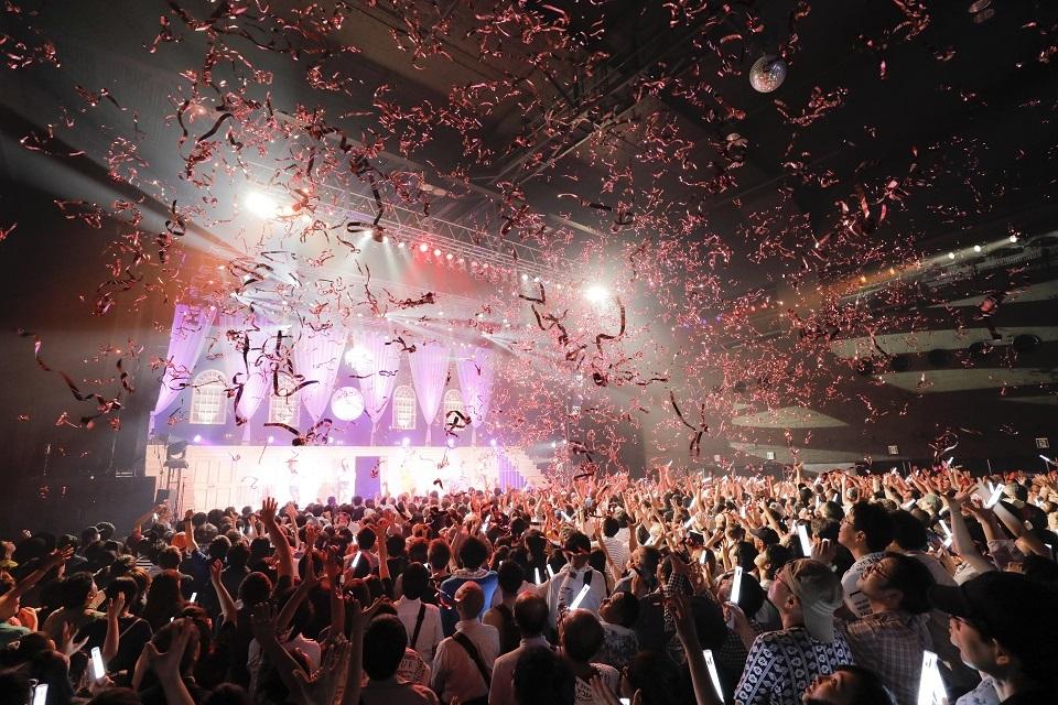 "『JY 1st LIVE TOUR""Many Faces 2017""』 (C) hajime kamiiisaka"