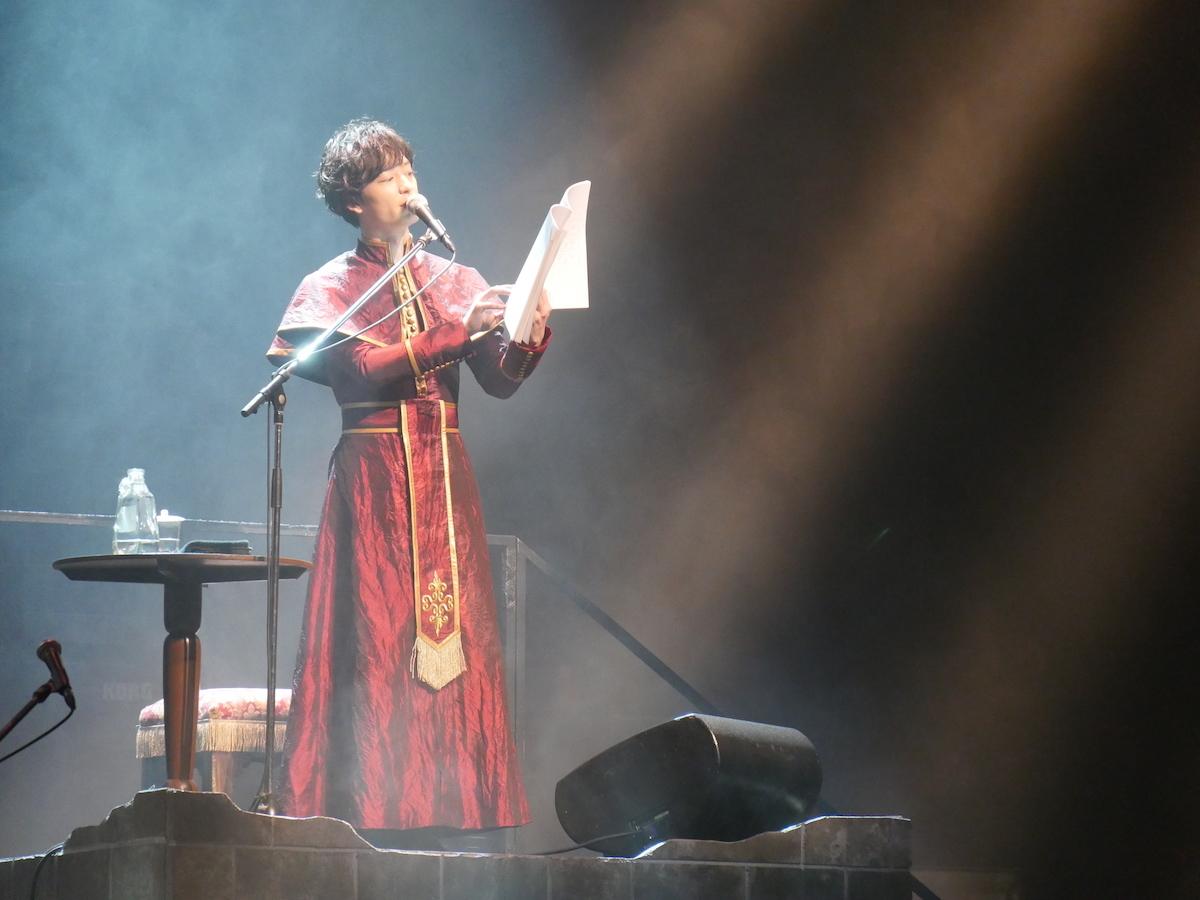 修道士・ユリウス(梅原裕一郎)