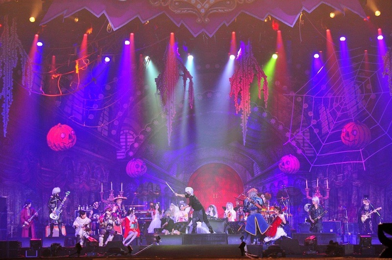 『HALLOWEEN PARTY 2015』/HALLOWEEN JUNKY ORCHESTRA