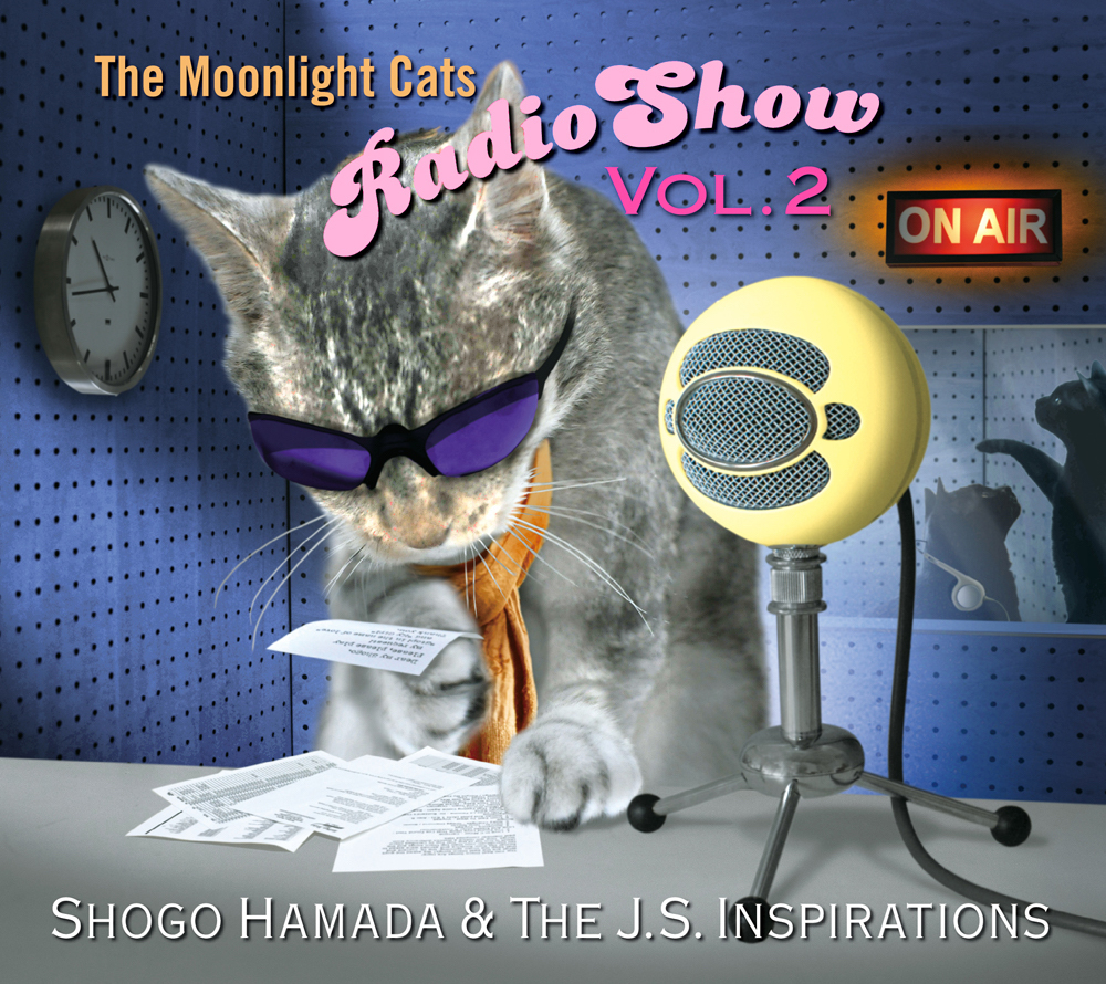『The Moonlight Cats Radio Show Vol. 2』
