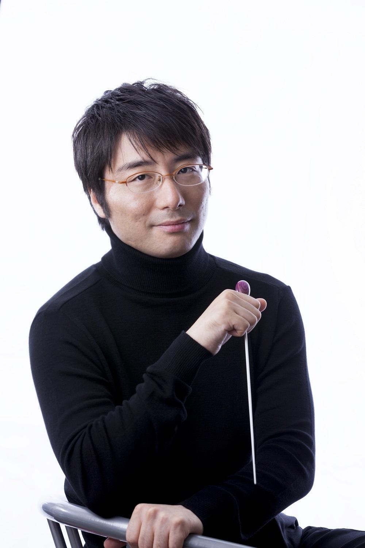指揮:大井剛史 Photo K. Miura