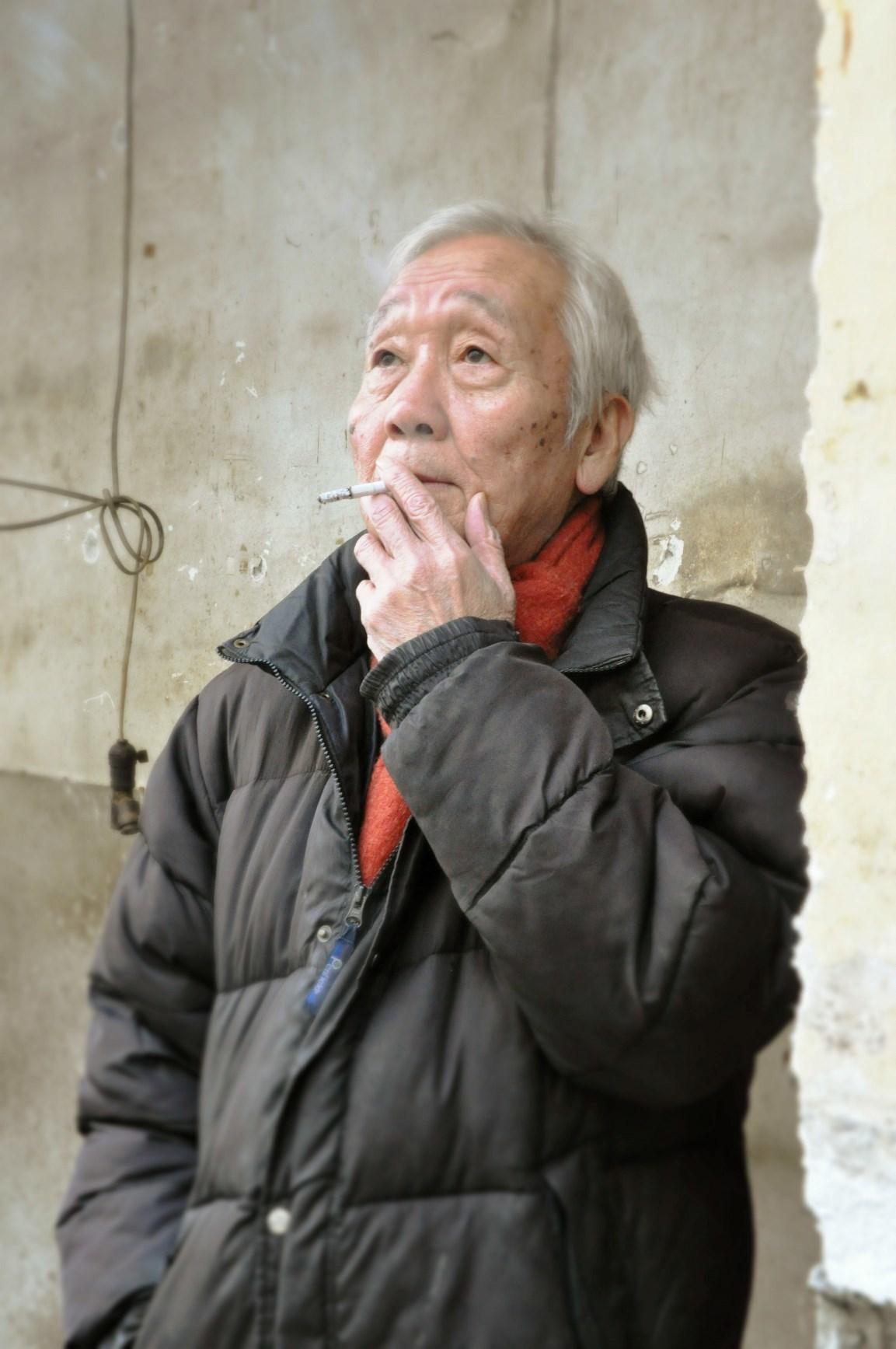 松本雄吉(2012年撮影)  [撮影]吉永美和子(このページすべて)