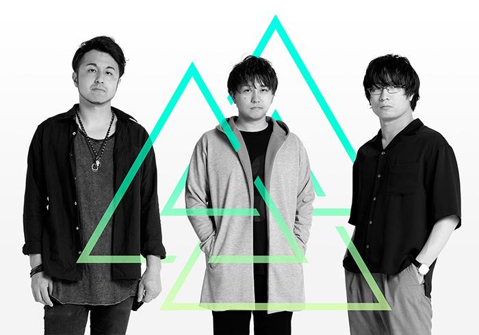 井上司 Tsukasa Inoue(ds), カワイヒデヒロ(b), 岸本亮 Ryo Kishimoto(p, JABBERLOOP / POLYPLUS)