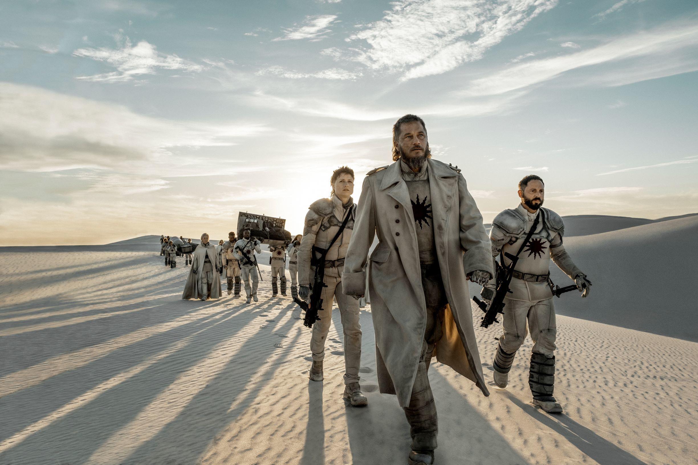HBO Maxオリジナルシリーズ『レイズド・バイ・ウルブス / 神なき惑星』