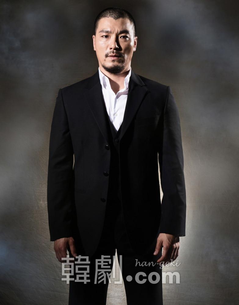 """韓国でも""""ヤンバルジャン""""が見られる! ©Les Misérables Korea Photo by Random Visual"""